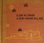 Cover of: A day in Oraibi | Harry Clebourne James