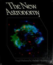 Cover of: The new astronomy | Nigel Henbest