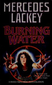 Cover of: Burning water | Mercedes Lackey