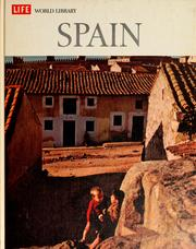 Spain by Thomas, Hugh