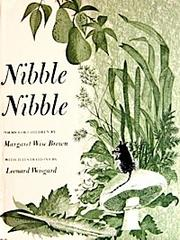 Cover of: Nibble nibble: poems for children