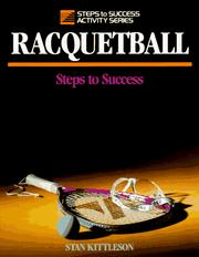 Cover of: Racquetball | Stan Kittleson
