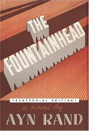 Cover of: Fountainhead, The