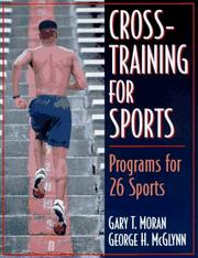 Cover of: Cross-training for sports