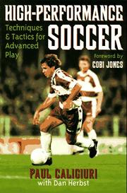 Cover of: High-performance soccer