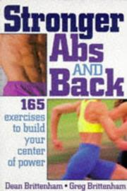 Cover of: Stronger abs and back