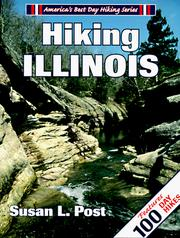 Cover of: Hiking Illinois