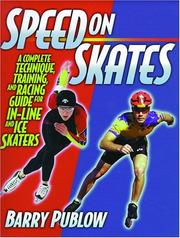 Cover of: Speed on skates