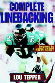 Cover of: Complete linebacking