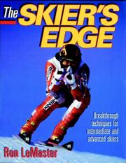 Cover of: The skier's edge