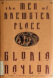 Cover of: The men of Brewster Place | Gloria Naylor