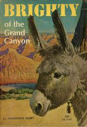 Cover of: Brighty of the Grand Canyon
