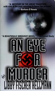Cover of: An eye for murder | Libby Fischer Hellmann