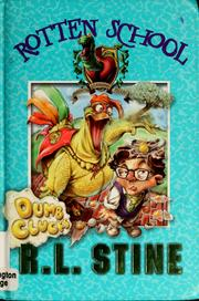 Dumb clucks by R. L. Stine
