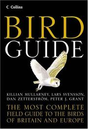 Cover of: Collins Bird Guide | Lars Svensson, Killian Mullarney, Zet