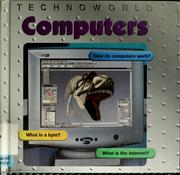 Cover of: Computers (Technoworld) | Ian Graham