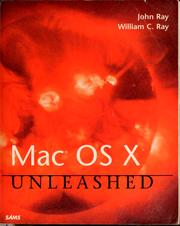 Cover of: MAC OS X unleashed | John Ray
