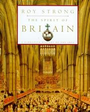 Cover of: The spirit of Britain | Roy C. Strong