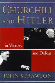 Cover of: Churchill and Hitler