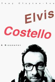 Cover of: Elvis Costello