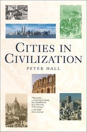Cities in Civilization by Peter Hall