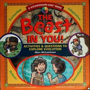 Cover of: The Beast in You! | Marc McCutcheon