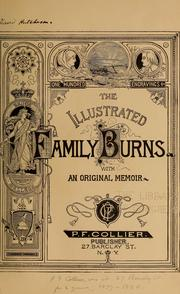 Cover of: The illustrated family Burns by Robert Burns