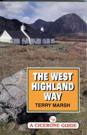 Cover of: The West Highland Way |