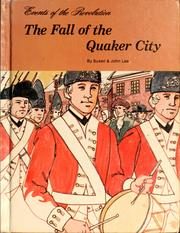 Cover of: The fall of the Quaker City | Lee, Susan