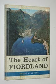 Cover of: The heart of Fiordland