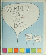 Cover of: Squares are not bad. | Violet Salazar