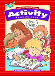 Cover of: First Step Bible Activity Color Book | Mack Thomas