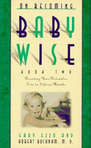 Cover of: On becoming babywise