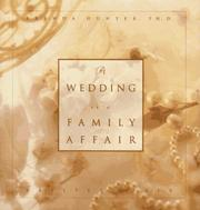 Cover of: A wedding is a family affair