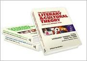The Encyclopedia of Literary and Cultural Theory, 3 Volume Set