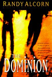 Dominion by Randy C. Alcorn