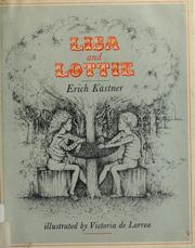 Lisa and Lottie. by Erich Kästner