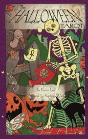 Cover of: The Halloween tarot