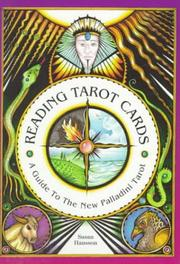 Cover of: Reading tarot cards | Susan Hansson