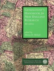 Cover of: Genealogist