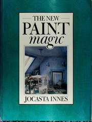 Cover of: The new paint magic
