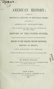 Cover of: American history