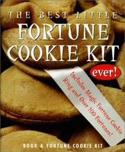 Cover of: The Best Little Fortune Cookie Kit Ever (Petites Plus(tm)) | Michael Domis