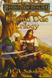 The Icewind Dale Trilogy by R. A. Salvatore