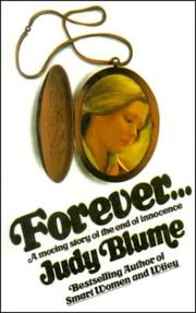 Cover of: Forever | Judy Blume