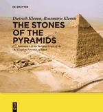 Cover of: The stones of the pyramids | Dietrich D. Klemm