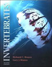 Cover of: Invertebrates | Richard C. Brusca