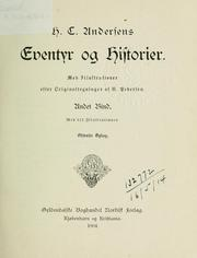 Cover of: Eventyr og historier