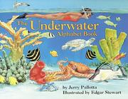 Cover of: The underwater alphabet book | Jerry Pallotta