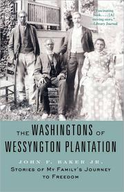 Cover of: The Washingtons of Wessyngton Plantation |